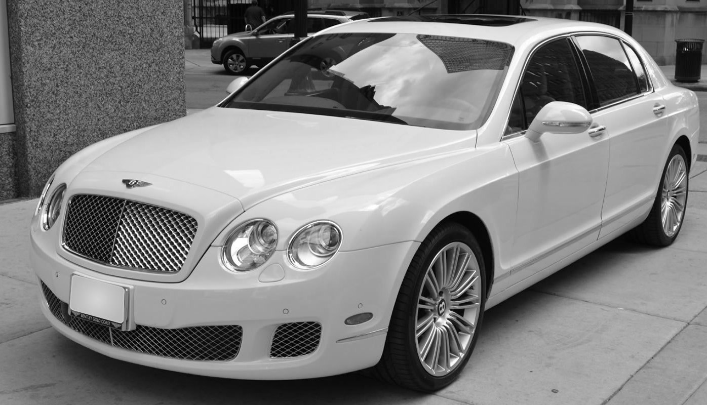 Bentley Flying Spur, Designed To Be Chauffeur Driven