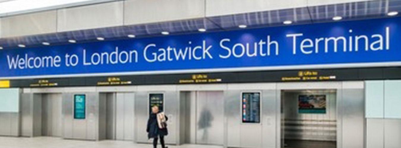 Gatwick Airport Transfers Chauffeur
