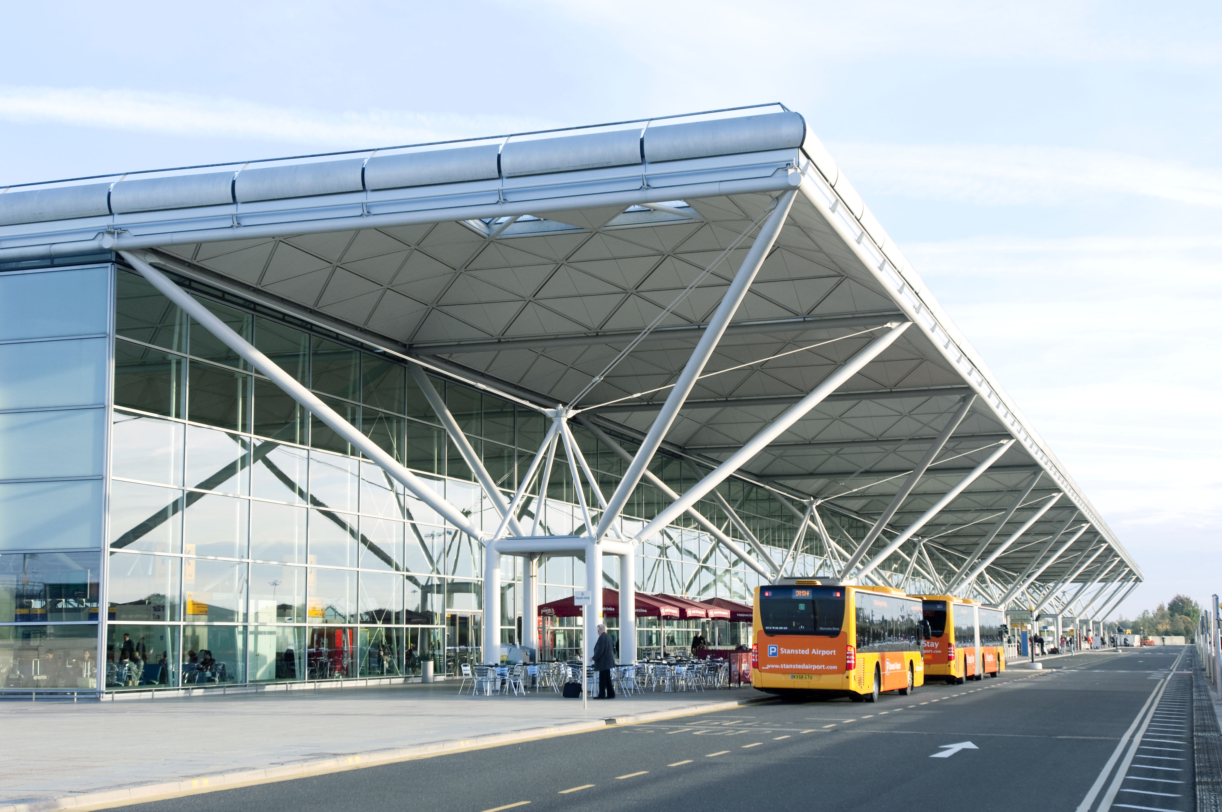 Stansted Airport Transfers chauffeur